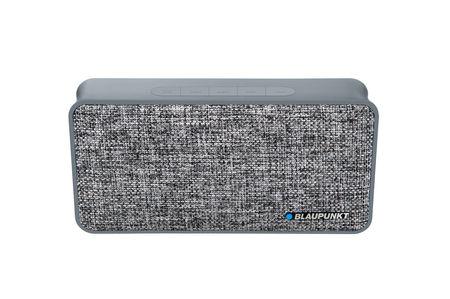 Boxa portabila Blaupunkt BT13GY, 5W, FM PLL / SD / AUX / USB, MP3, Bluetooth, gri