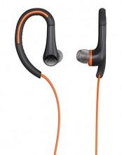 Căști Motorola Stereo Earbuds Sport Black/Orange Cu Fir