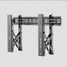 """Suport pentru TV fix SBOX LVW02-46F ;VIDEO WALL MOUNT;Screen size: 37"""" - 70"""" / 94 - 140 cm;Weight capacity: 45 kg;Mounting: from VESA 200 x 200 to VESA 600 x 400;Distance from the wall: 60mm - 202mm;Safety: Security lock against theft"""