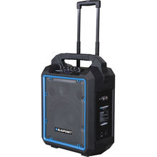 Boxa portabila Blaupunkt MB10, 600W, Bluetooth FM/SD/USB/AUX/karaoke