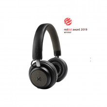 Casti Wireless SACKit TOUCHit Headphones Black