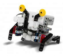 Kit robot educativ Abilix Krypton 0, 17 in 1, senzori inclusi, programabil