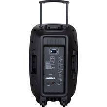 Boxa portabila profesionala Blaupunkt PA15, 700W, Bluetooth FM/SD/USB/AUX/karaoke