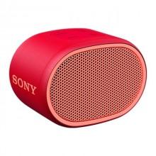 Boxa portabila Sony SRSXB01R, Rezistenta la stropire, Extra Bass, Bluetooth, Hands Free, Autonomie 6 ore, Rosu