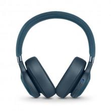 Casti Wireless JBL E65BTNC Blue