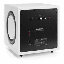 Subwoofer, Audio Pro SW10, White, Subwoofer - wired