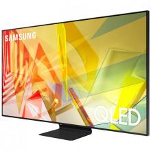 Televizor Samsung 65Q90T, 163 cm, Smart, 4K Ultra HD, QLED, Clasa B