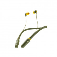 Căști Skullcandy INK'D+ BT Moss/Olive/Yellow