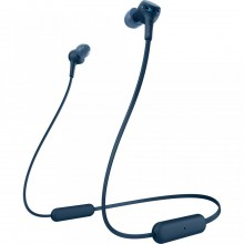 Casti In-Ear SONY WIXB400L, Bluetooth, EXTRA BASS, 15 ore autonomie, Microfon, Albastru