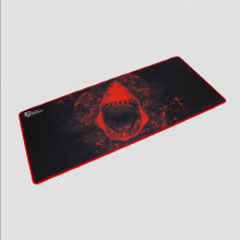 Gaming Mouse Pad White Shark GMP-1899 SKY WALKER XL 800 x 350 mm, Black/Red