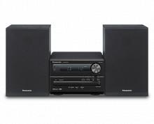 Microsistem audio SC-PM250EG-K, 20W, USB, Bluetooth, Negru Panasonic