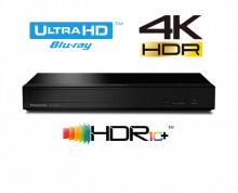 Blu-Ray Panasonic DP-UB150EG-K, UHD 4K HDR, HDR10+, Hi-Res Audio Panasonic