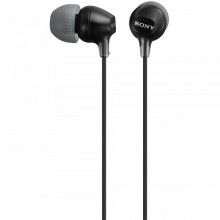 Casti audio In-ear Sony MDREX15LPB, Negru