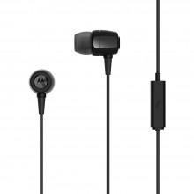 Căști Motorola Stereo Earbuds Metal Black cu fir