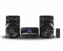 Minisistem audio SC-UX100EK, 300W, Bluetooth, USB, Panasonic