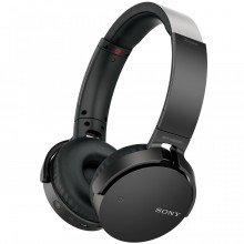 Casti Sony MDRXB650BT, Bluetooth, extra-bass, Negru