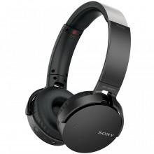 Casti Sony MDRXB650BT, Bluetooth, WI-FI, extra-bass, Negru