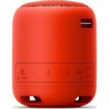Boxa portabila Sony SRSXB12R, EXTRA BASS, Bluetooth, Rezistenta la apa IP67, Rosu