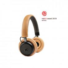 Casti Wireless SACKit TOUCHit Headphones Golden