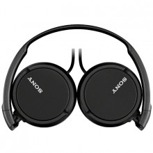 Casti audio Sony MDRZX110B, tip DJ, Negru