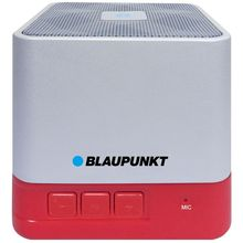 Boxa portabila bluetooth Blaupunkt BT02RD, FM, Red