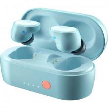 Casti SKULLCANDY Sesh Evo S2TVW-N743, True Wireless, Bluetooth, In-Ear, Microfon, Bleached Blue