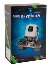 Kit robot educativ Abilix Krypton 4, 22 in 1, senzori inclusi, programabil