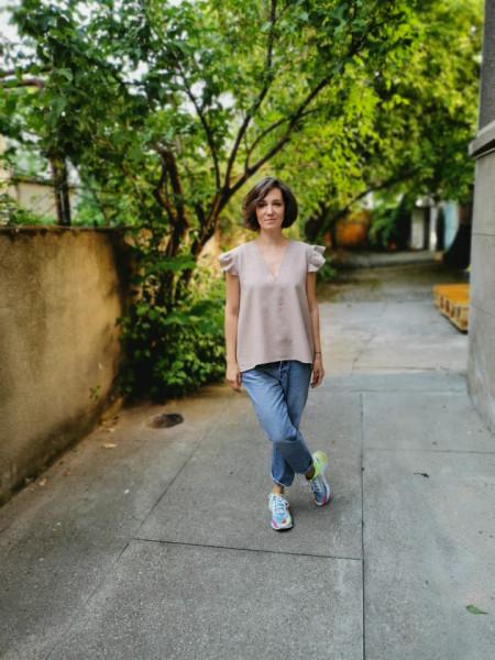 Towards simplicity Dress