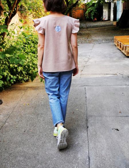 Bluza Îndemn la simplitate