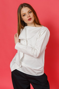 More good you do, (much more) good you find Blouse