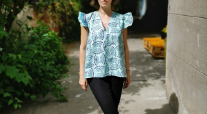 Bluza Arta de a face bine (model E)