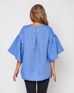 Bluza cusută cu voie bună (model R)