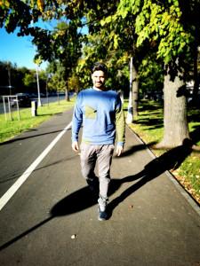 Bluză Călător fără bagaje (model M bărbat)