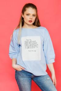 "Bluza ""Dragă Theo"""