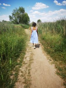 Fairy Tale Dress (model M)