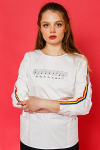 Romanian Anthem Blouse