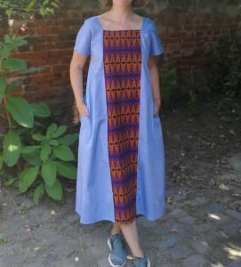 Summer Rain (model R) Dress