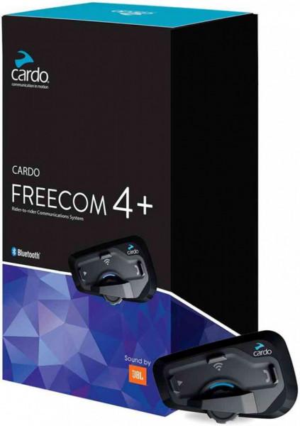 SISTEM DE COMUNICATIE CARDO FREECOM 4+ JBL DUO