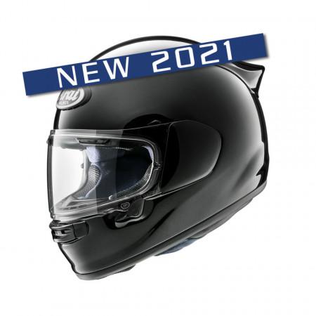 CASCA ARAI QUANTIC 2021 DIAMOND BLACK