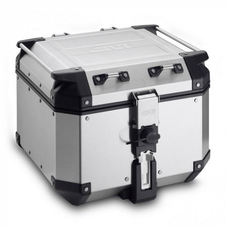 Top Case Trekker Outback aluminiu 42 litri
