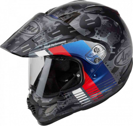 CASCA ARAI TOUR-X 4 COVERT BLUE