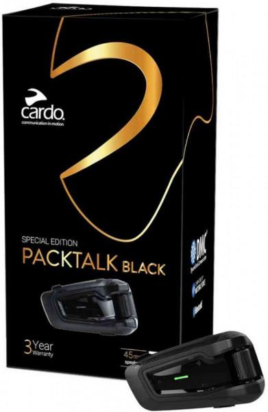 SISTEM DE COMUNICATIE CARDO PACKTALK BLACK