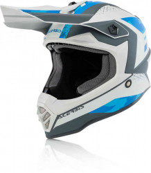 CASCA ACERBIS STEEL JUNIOR ALBASTRU