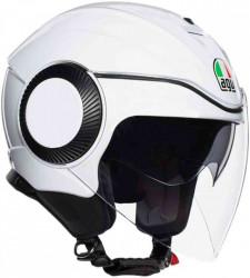 CASCA AGV ORBYT MONO WHITE