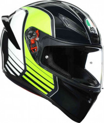 CASCA AGV K-1 POWER GREEN