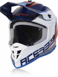CASCA ACERBIS LINEAR ALBASTRU ORANGE