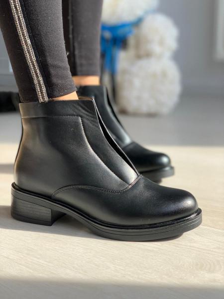 Ghete cod: 20198-1 Black