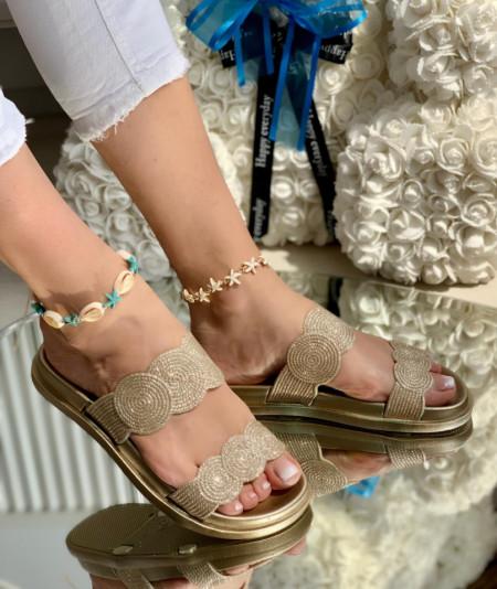 Papuci cod: All Fashion Gold