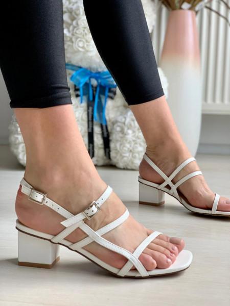Sandale cod: YL71-42 WHITE