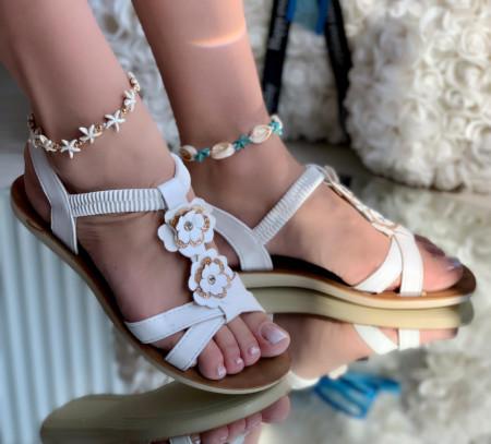 Sandale Dama Cod: 13 White